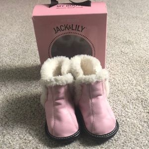 Jack and Lily Abigail Boots